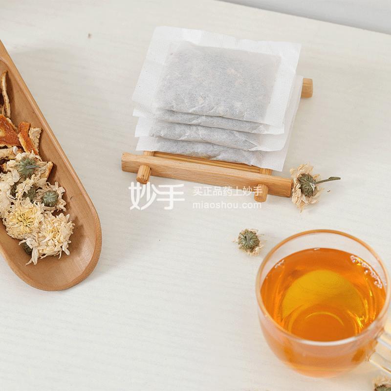 北京同仁堂胖大海菊花茶 150g