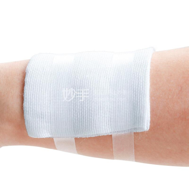 稳健医疗 医用纱布片(灭菌级) 7.5mm*7.5mm-8p*5片