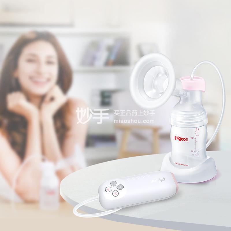 贝亲睿享纤细型单边电动吸奶器