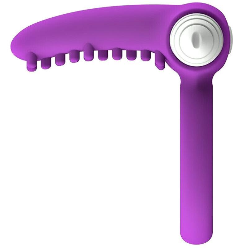 巧舌锁精环--神秘紫